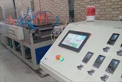 industry industrial-machinery industrial-machinery ساخت خطوط تولید دیوارپوش و چوب پلاستیک