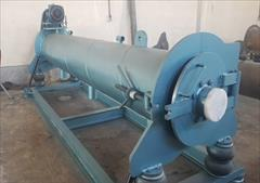industry machinary machinary دستگاه آبگیر فرش لوله ای یا خشک کن فرش