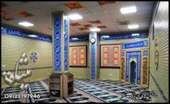 services construction construction گروه طراحی طلیعه نور سازنده محراب چوبی مساجد