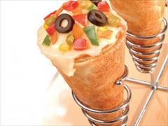industry food food پیتزا قیفی