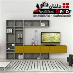 buy-sell home-kitchen decoration میز ال سی دی دیواری مدل D دی