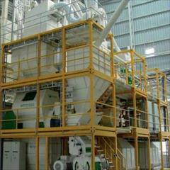 industry machinary machinary ماشین آلات خوراک آماده طیور وآبزیان و کود مرغی