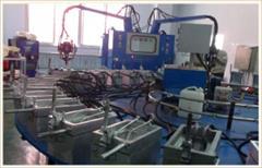 industry industrial-automation industrial-automation خط روتاری فوم سرد