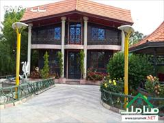 real-estate land-for-sale land-for-sale فروش باغ ویلای دوبلکس در باغستان شهریار