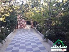 real-estate land-for-sale land-for-sale باغچه هزار متری با بنای قابل بازسازی در کردامیر