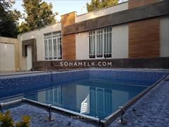 real-estate land-for-sale land-for-sale فروش باغ ویلای نقلی و لوکس در ابراهیم آباد شهریار
