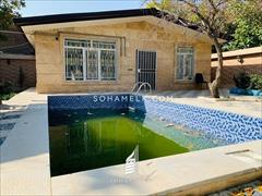 real-estate land-for-sale land-for-sale فروش 700 متر باغ ویلای نقلی  در قشلاق ملارد