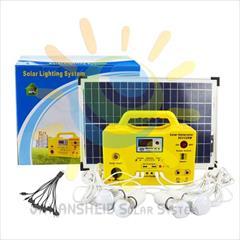 industry electronics-digital-devices electronics-digital-devices سیستم خورشیدی پرتابل 20 وات