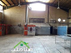 real-estate factory-stock-halls factory-stock-halls فروش کارخانه کیک و کلوچه شهرک صنعتی کد1160