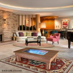 digital-appliances other-digital-appliances other-digital-appliances  میز هوشمند مولتی تاچ هتلداری EPR