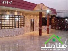 real-estate land-for-sale land-for-sale باغ ویلای قابل سکونت در کردزار شهریار کد 1449