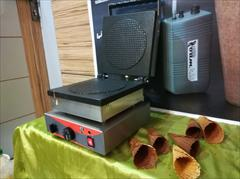 buy-sell home-kitchen kitchen-appliances دستگاه وافل ساز نان بستنی