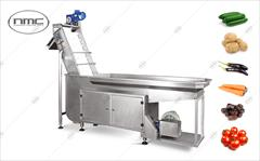 industry machinary machinary ماشین آلات خط شستشو و بسته بندی هویج  و صیفی جات