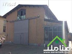 real-estate factory-stock-halls factory-stock-halls فروش سالن استاندارد در شهرک صنعتی صفادشت کد 1715