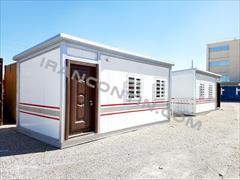 industry conex-container-caravan conex-container-caravan ساخت کانکس اداری و کمپ اداری ایران کانتین