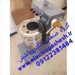 industry industrial-machinery industrial-machinery فروش دستگاه پاشش رنگ پودری الکترواستاتیک در اهواز