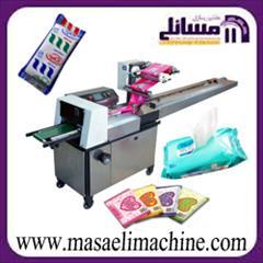 industry industrial-machinery industrial-machinery دستگاه بسته بندی دستمال مرطوب