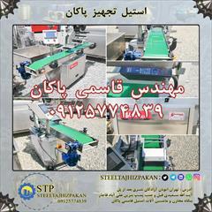 industry industrial-machinery industrial-machinery دستگاه لیبل زن پشت چسب دار