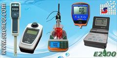 industry water-wastewater water-wastewater مولتی پارامتر رومیزی  pH, mV, Conductivity, Temper