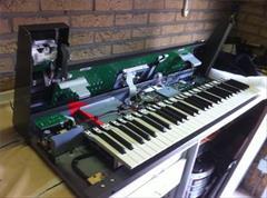 buy-sell art-supplies music-accessories تعمیرات و خدمات پس از فروش تمامی کیبوردهای korg