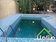 real-estate land-for-sale land-for-sale فروش باغ ویلا در بهترین خیابان ملارد کد 1420