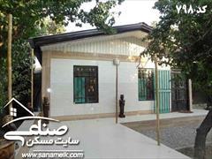 real-estate house-for-sale house-for-sale  باغ ویلا نقلی سنددار در مجموعه ویلایی ملارد کد798