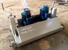 industry machinary machinary دستگاه قالیشویی دستی دو برسه | سیلندری