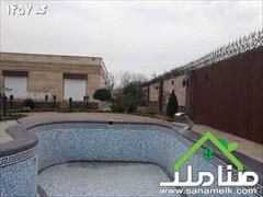 real-estate land-for-sale land-for-sale فروش باغ ویلای فوق لوکس در کردزار شهریار کد 1457