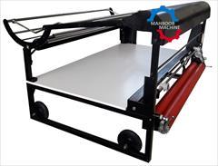 industry textile-loom textile-loom ساخت دستگاه طاقه پهن کن