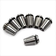 industry moulding-machining moulding-machining کولت فنری استاندارد ER11 دارای ابزارگیر 5 میلی متر