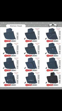 buy-sell home-kitchen kitchen-appliances پخش محصولات شرکت رهام( هود گاز سینک) با نشان استان