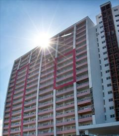 real-estate apartments-for-sale apartments-for-sale فروش واحد 86متری نوساز برج طاووس