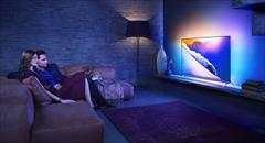 buy-sell home-kitchen video-audio ال ای دی الترا اچ دی اسمارت فیلیپس مدل49PUS7101