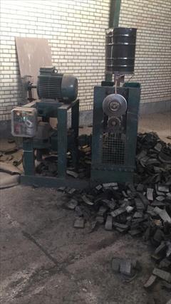 industry machinary machinary دستگاه بازیافت لاستیک کارکرده