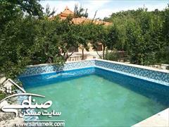 real-estate land-for-sale land-for-sale فروش باغ با بنای زیبا در ملارد کد699