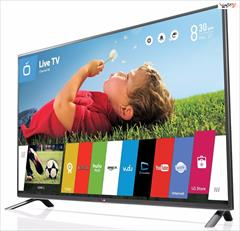 buy-sell home-kitchen video-audio  تلویزیون ال ای دی اسمارت سه بعدی مدل55LF6500