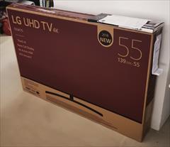 buy-sell home-kitchen video-audio تلویزیون سوپر یو اچ دی فورکی اسمارت ال جی  55UK750