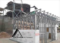 services construction construction دیوار پیش ساخته باربر -شیراز