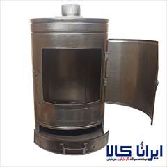 buy-sell home-kitchen heating-cooling فروش عمده و خرده بخاری هیزمی گرد مدل ۲۲۵۵