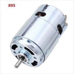industry industrial-machinery industrial-machinery اسپیندل 12V24V DC 895  برای دستگاه های Mini CNC