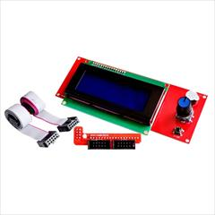 digital-appliances printer-scanner printer-scanner نمایشگر LCD پرینتر های سه بعدی RepRap Smart Contro