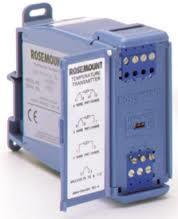 industry industrial-automation industrial-automation ترانسمیتر (سنسور) دما روزمونت مدل 644 ریلی