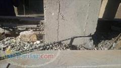 services construction construction برش بتن با دستگاه سیم برش در مشهد(saw wire)