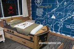 buy-sell home-kitchen furniture-bedroom سرویس خواب کشتی دزدان دریایی کاراییب-آراچوب