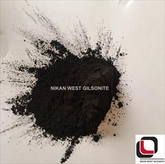 industry mine mine گیلسونایت (قیر طبیعی) قطر 30-40 مش و خاکستر 0-25%