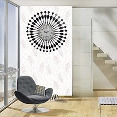 buy-sell home-kitchen decoration ساعت دیواری خورشیدی مدرن آتریکس////