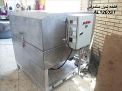 industry machinary machinary قطعه شور استیل ، قطعه شویی استیل ، دستگاه قطعه شوی