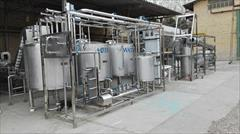 industry machinary machinary دستگاه ست کامل  - سی آی پی   KPT-CIP-18