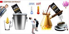 buy-sell food-drink drinks-beverages عصاره قهوه لوته قابل استفاده بصورت سرد و گرم