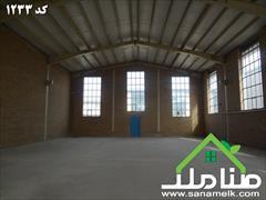 real-estate factory-stock-halls factory-stock-halls اجاره کارگاه در صفادشت کد1233